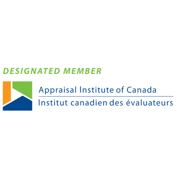 Appraisal Institute of Canada Member logo